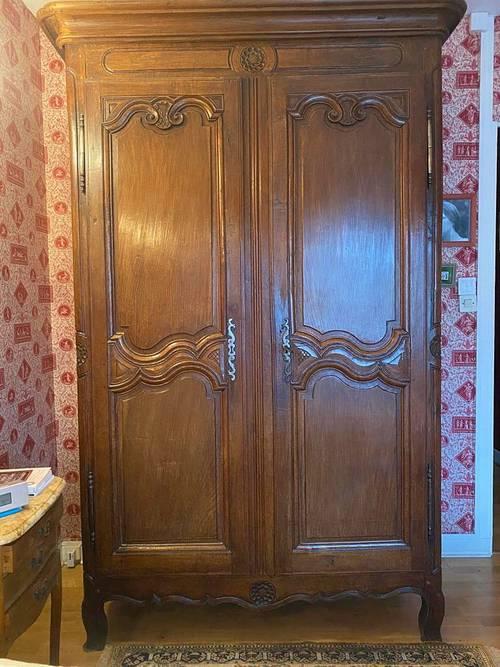 Vends armoire ancienne