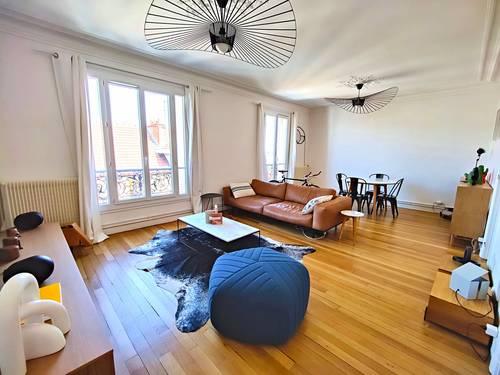 Vends appartement 3pièces 64m² - Asnieres/ Bourguignons (92)