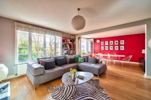 Vends Asnières sur Seine, appartement 3chambres de 126,68m² Carrez