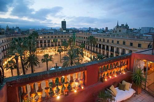 Vends un attique spectaculaire à Barcelone - 4chambres, 235m²