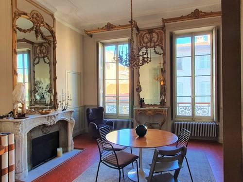 Vends très bel appartement 149m², 3chambres à Avignon Intra-Muros