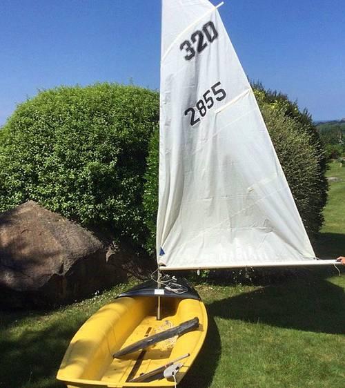 Vends bateau 320