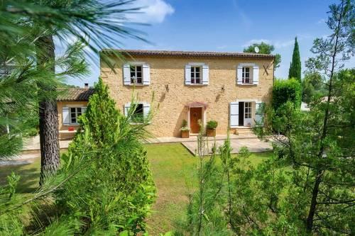 Vends belle demeure avec piscine, au calme, près d'Avignon - 5chambres, 260m²