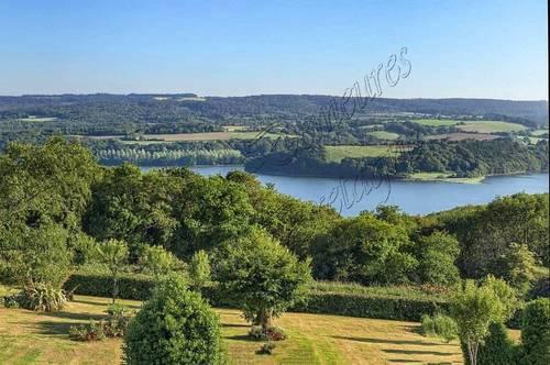 Vends belle propriété avec vue panoramique - 5chambres, 200m², Le Faou (29)