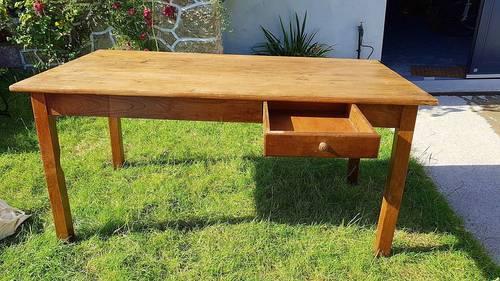 Vends belle table de ferme