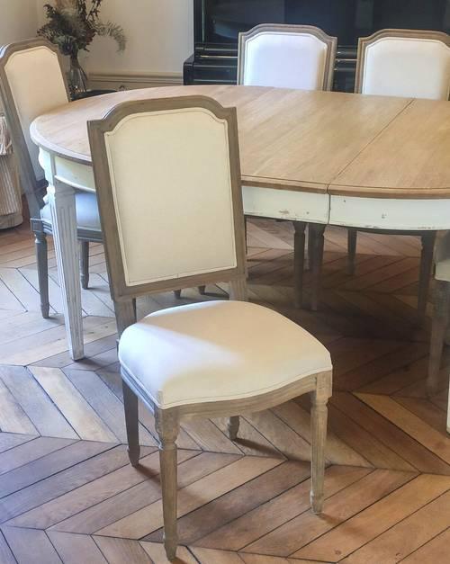 Vends lot de 2très belles chaises