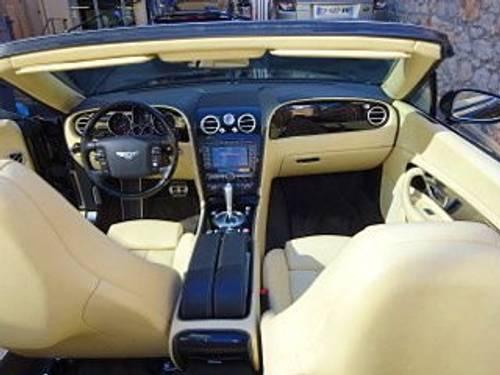 Vends Bentley Continental GTC - 40300Km - 2007