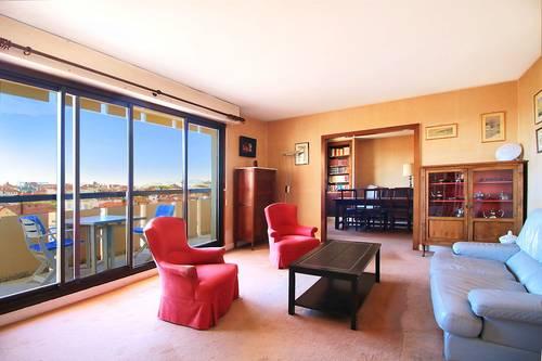 Vends vaste 4P, 89m², Biarritz St Charles (64) terrasse et vue