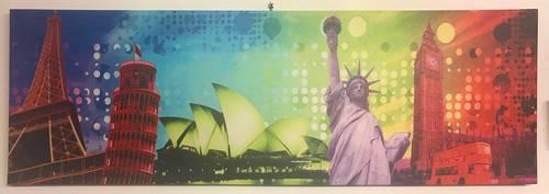 Vends cadre - toile imprimée