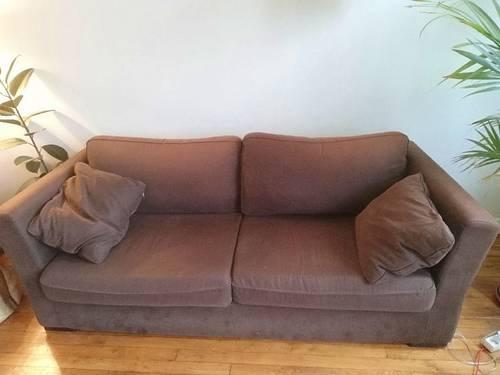 Vends canapé