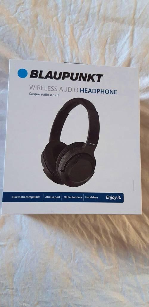 Vends casque audio sans fil