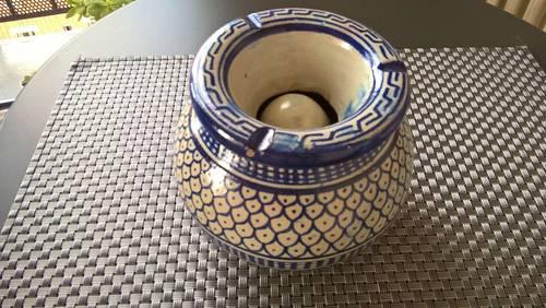 Vends cendriers et bols marocains
