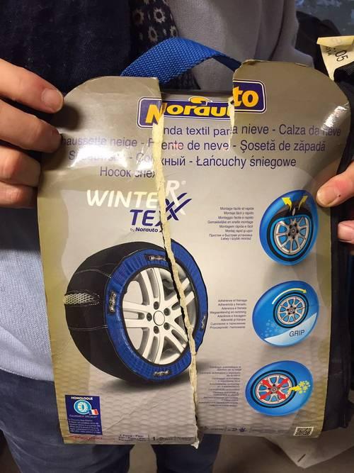 Vends chaussettes pour pneus