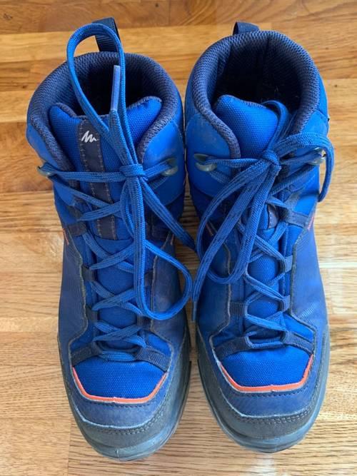 Vends chaussures de marche Décathlon T 37