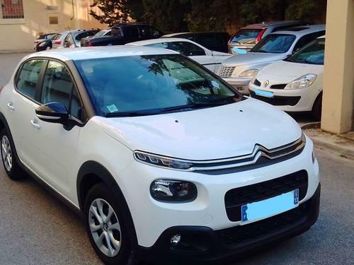 Vends Citroën C 3état neuf - 2020, 3100km