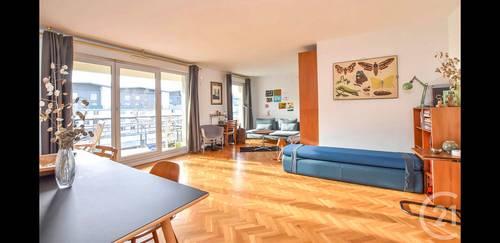Vends 5pièces - balcon - parking - 98m², Clichy (92)