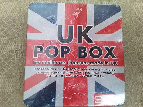 Vends coffret 3CD: Les meilleurs chansons made in UK