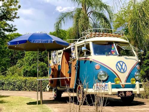 Vends Combi VW T1, 1974, Camping-Car