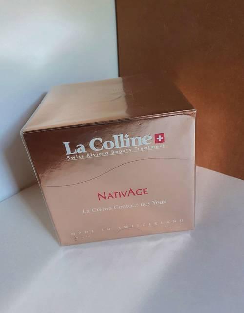 Vends Crème contour des yeux NativAge - La Colline