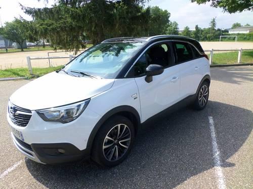 Vends Opel Crossland X 1.2design120automatique - 2019, 29000km