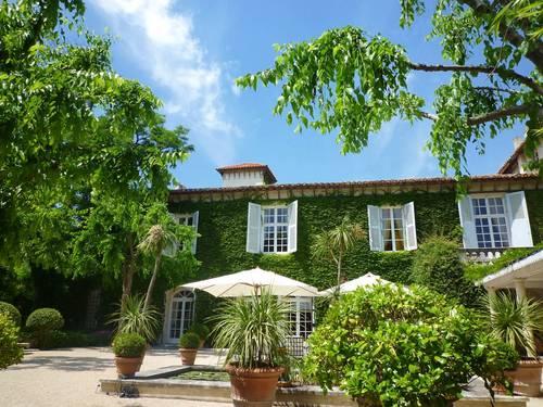 Vends demeure somptueusement rénovée, Avignon - 15chambres, 1500m² (84)