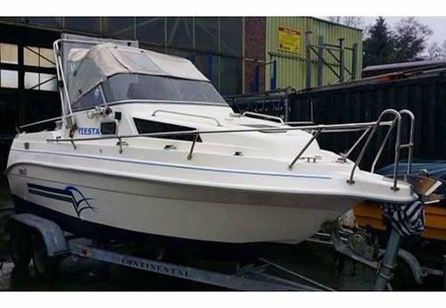 Vends Drago Boat Fiesta 600basé à Orléans 45