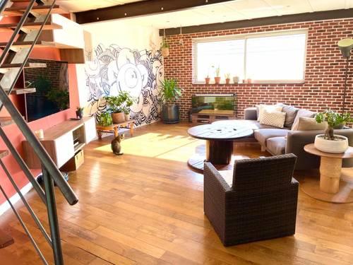 Vends un beau loft duplex de 137m² 1chambre à Nice