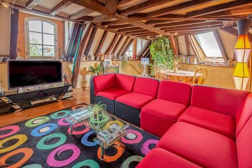 Vends duplex coup de coeur hyper centre Angers (49) - 3chambres, 97m²
