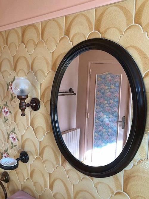 Vends Ensemble Salle de Bain avec miroir