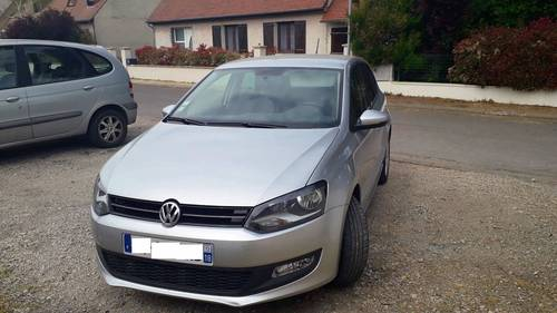 Vends VW Polo DSG7, essence 85ch, 2013, 24 000km