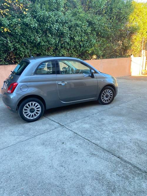 Vends Fiat 500 essence 4CV, 2019, 10 000km