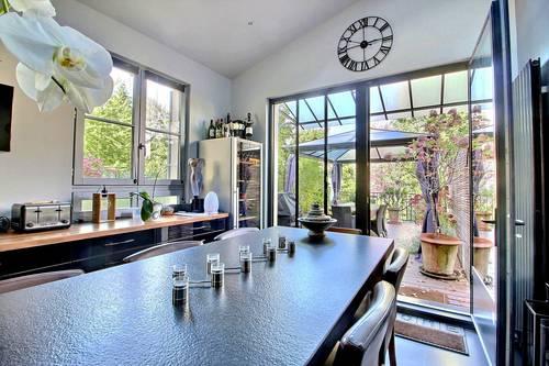 Vends appartement 4pièces - Versailles - Notre Dame avec Terrasse et jardin - 116m²