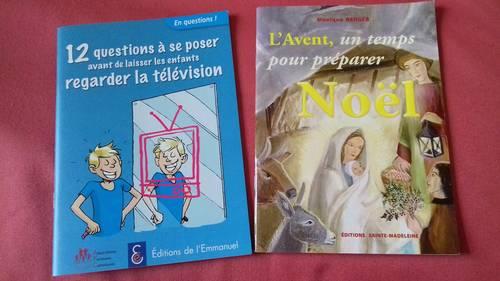 Vends fascicules et bandes dessinées chrétiens pour enfants