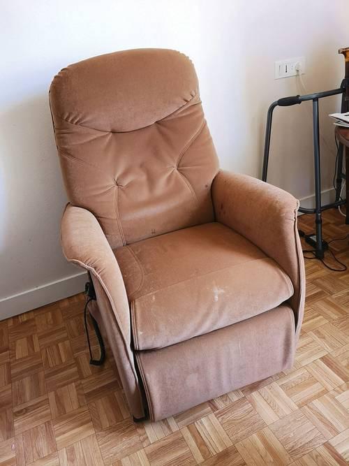 Vends un fauteuil électrique