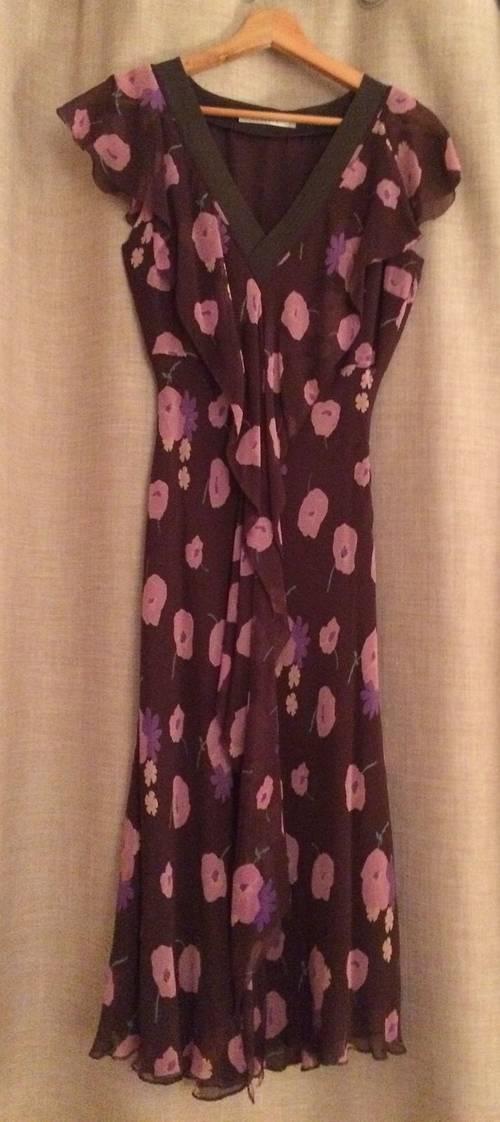 Vends robe fleurie romantique - Taille XS