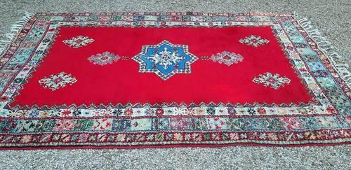 Vends grand tapis marocain