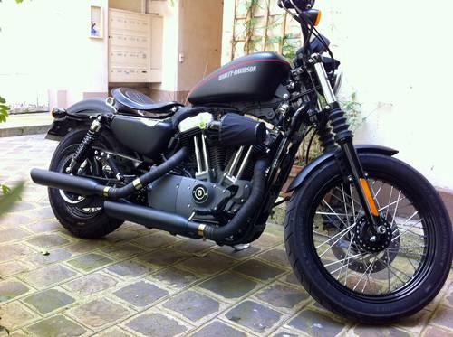 Vends moto Harley davidson nightster 1200- 12000km - 2012