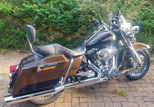 Vends Harley Davidson Road King 2013série Anniversaire - 25743km - 2013