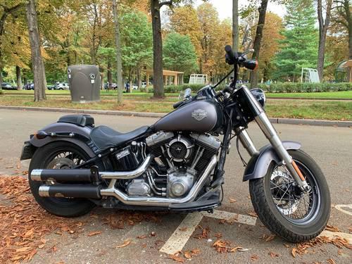 Vends Harley Davidson Softail Slim FLS 2017, 23600km · 2017