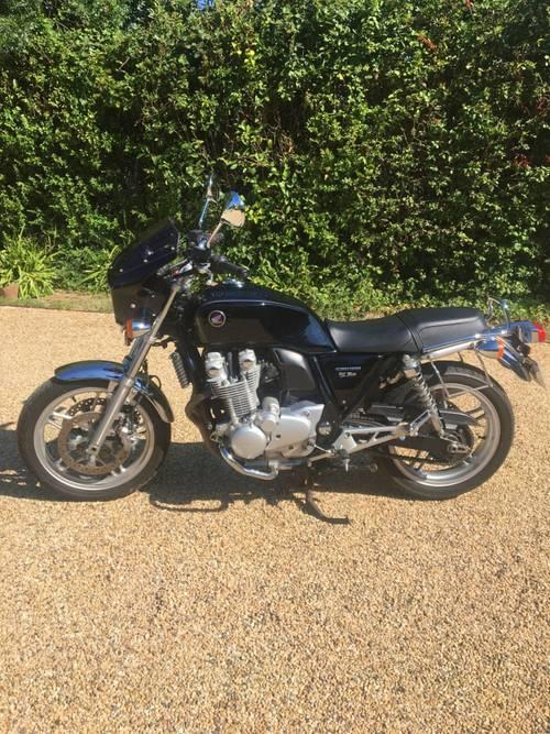 Vends Honda CB 110028500km · 2014