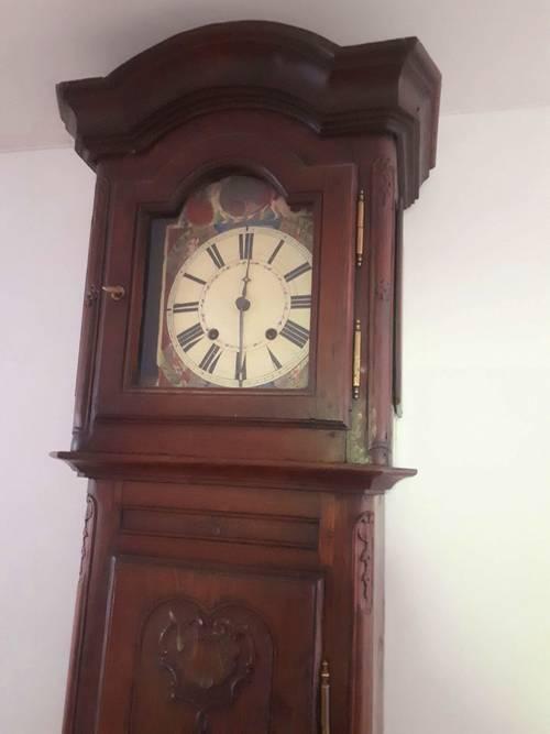 Vends horloge Forêt Noire début XXème
