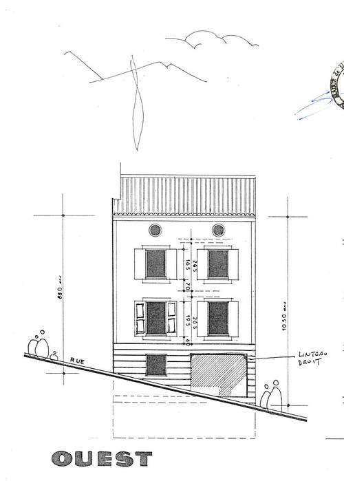 Vends immeuble 350m² - Moustiers-Sainte-Marie (04)