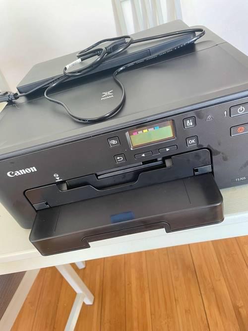 Vends imprimante Canon PIXMA TS705