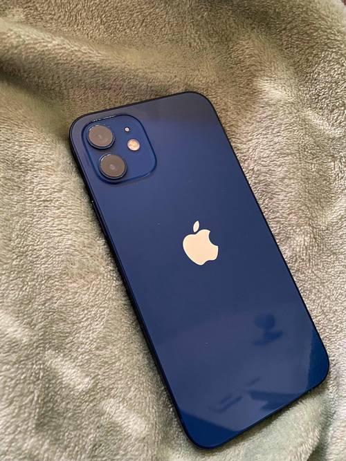 Vends iPhone 12Bleu 64go