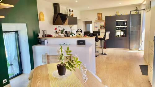 Vends jolie maison ancienne rénovée, 4chambres, 98m², Lamballe-Armor (22)