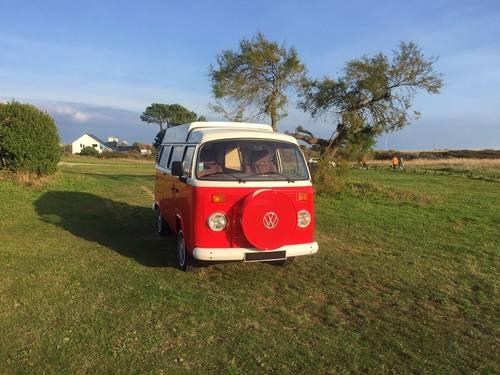 Vends VW Kombi état neuf