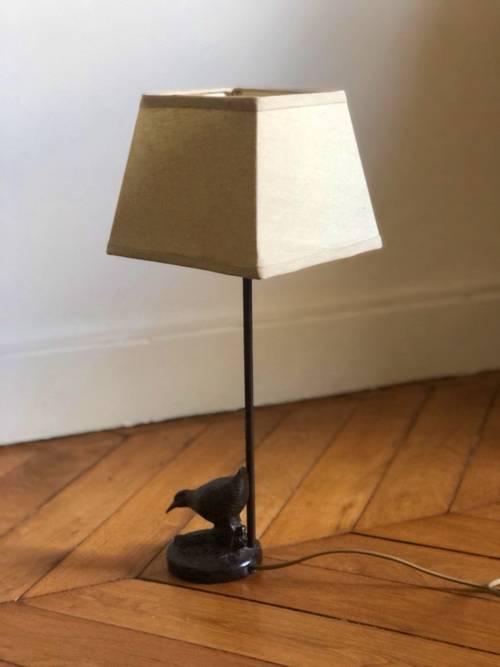 Vends lampe à poser style classique