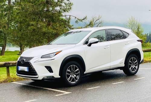 Vends LEXUS NX300h Hybrid - 2019, 67000km