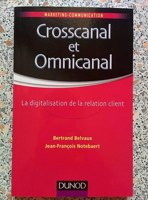 Vends Livre Crosscanal et Omnicanal, état neuf