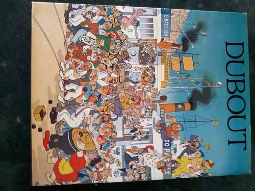 Vends livre sur le dessinateur Dubout